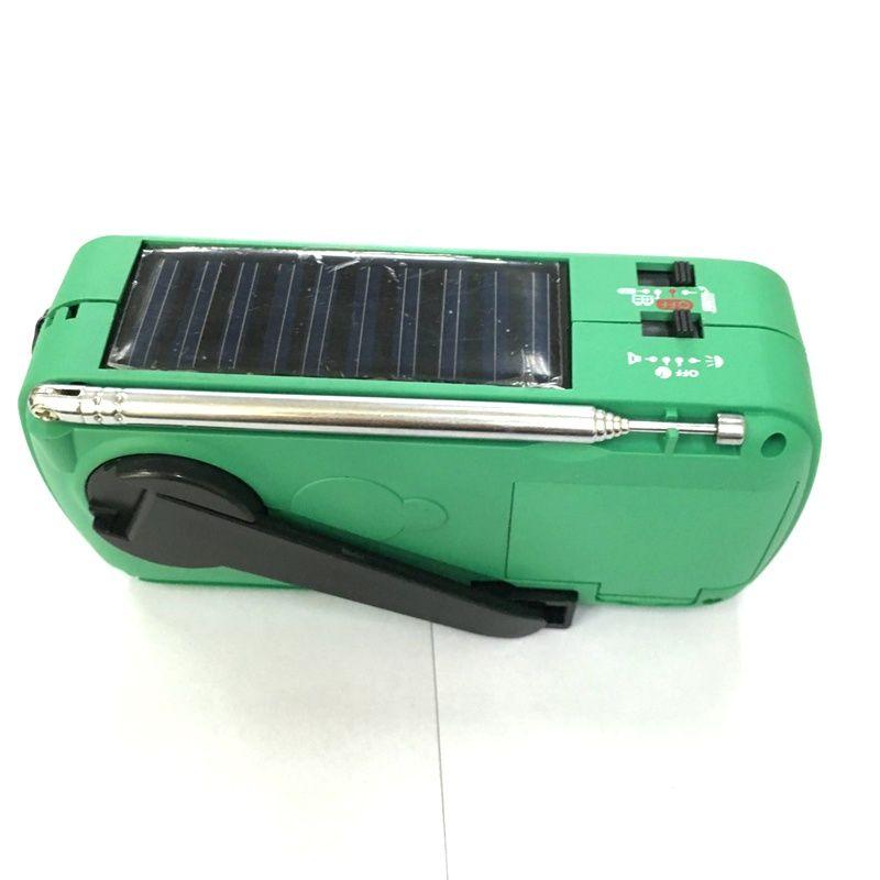solarradios mit usb anschluss